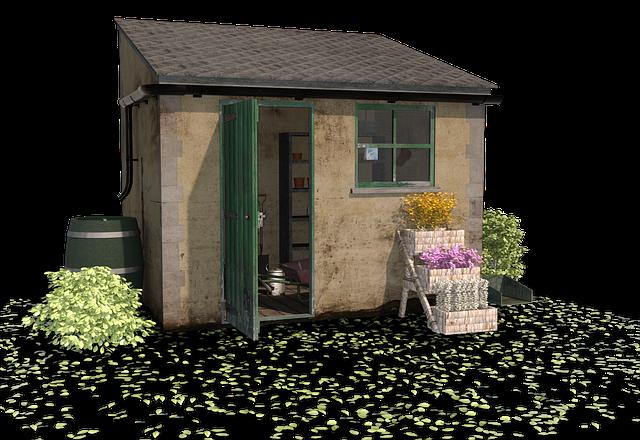 Gazebo, Bower, Hut, House, Garden, Rest, Nature, Plant