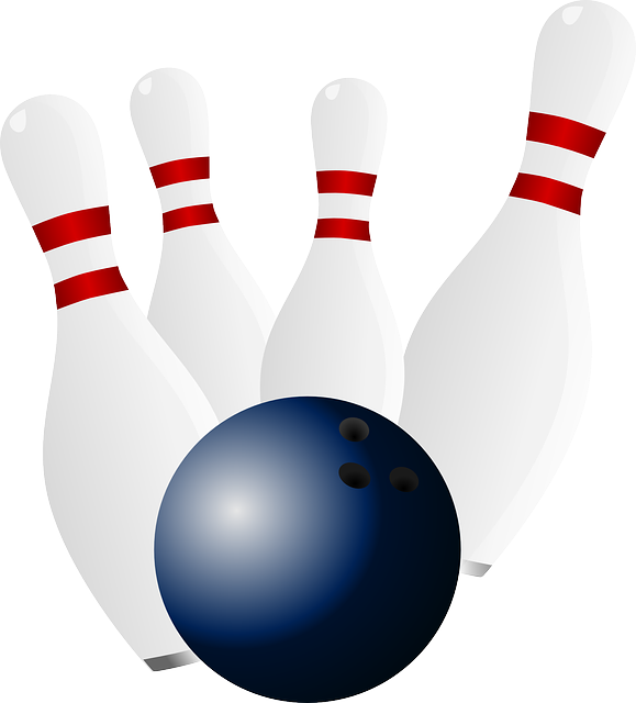 Bowling, Pins, Sports, Gaming, Bowl, Skittles Ball