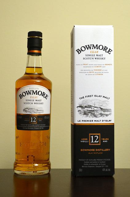 Bowmore, Alcohol, Whisky, Scotch, Distillery, Drink