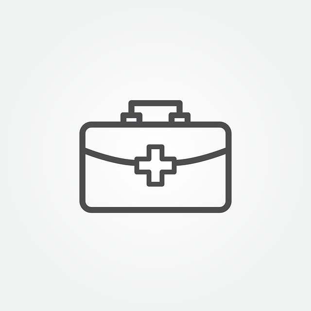 Medical, Bag, Box, Icon, Doctor, Case, Assistance