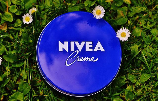 Nivea, Cream, Box, Skin Care, Cosmetics, Skin, Care