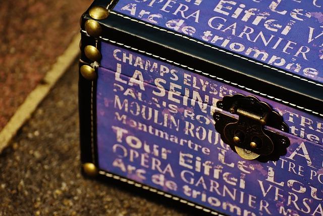 Chest, Box, Castle, Closure, Casket, Ornament, Luggage