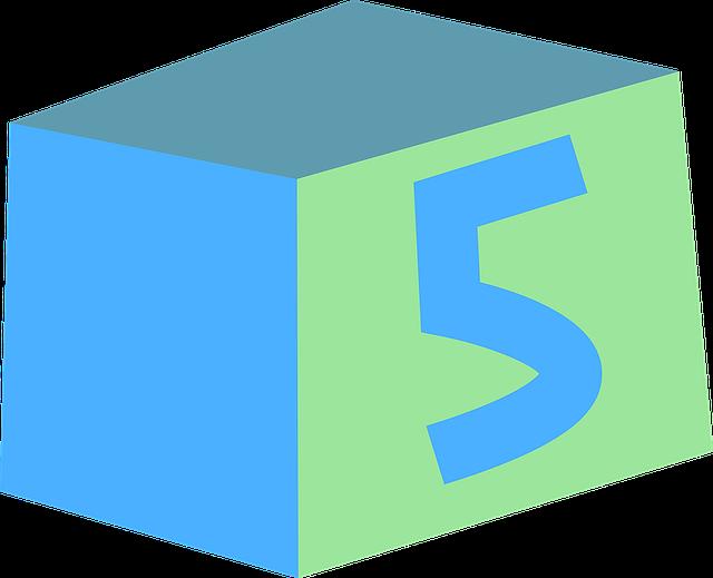 Cube, Box, Five