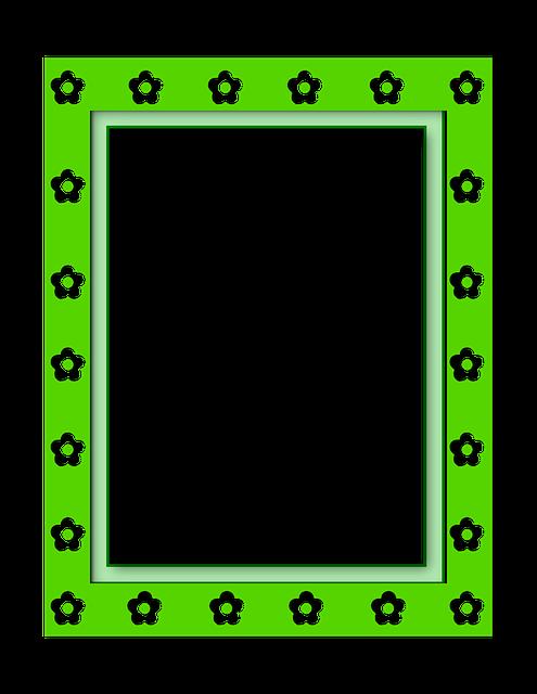 Free photo Box Flowers Framework Decoration Frame Photo - Max Pixel
