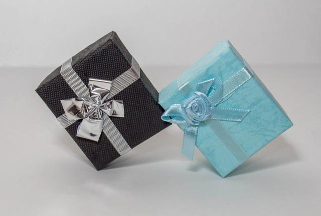 Gift, Jewelry, Box, Luxury, Gem