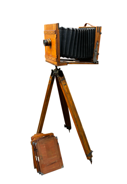Photo, Camera, Photography, Old, Isolated, Box