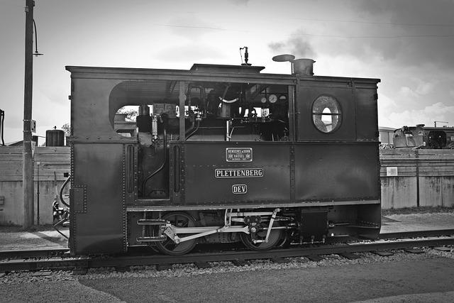 Loco, Steam Locomotive, Box Steam Locomotive