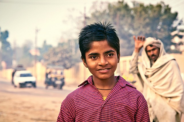 Boy, Smile, Indian, Face, Young, Teen, Teenager, Male