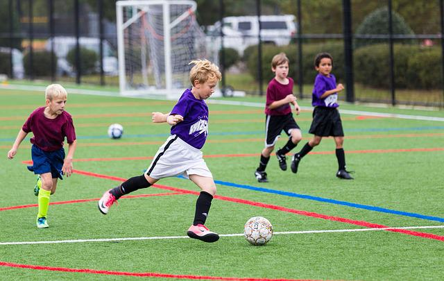 Fun, Play, Soccer, Boys, Sport, Athlete, Competition