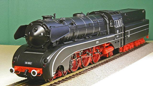 Model Train, Modelllok, Scale H0, Br10, Br 10