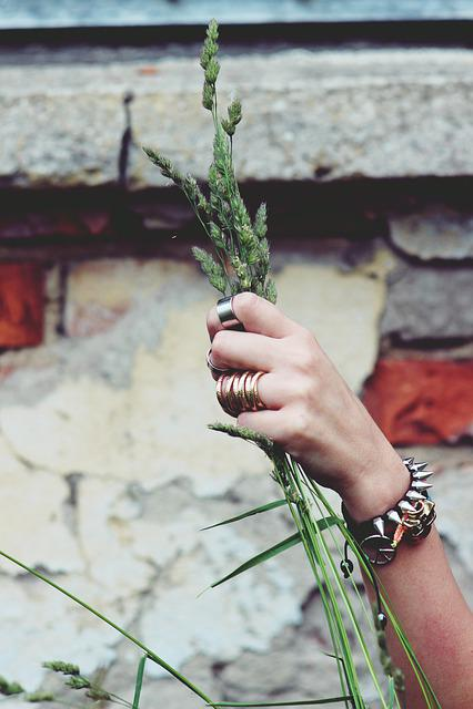 Jewellery, Rings, Bracelet, Hand, Studs