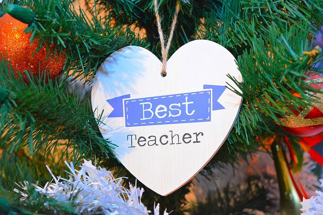 free photo brad best teacher colors ornament christmas max pixel