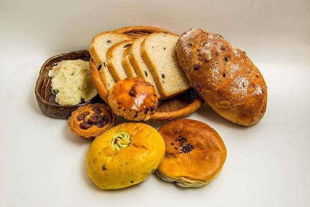Bread, Jaeppang, Food, Brad