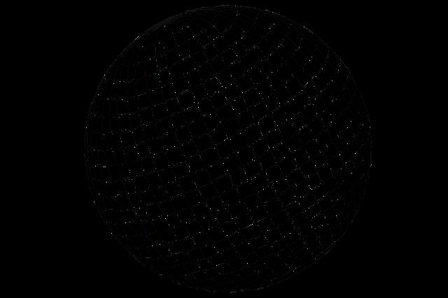 Ball, Globe, Meridian, Braid, Network, Lines, Global
