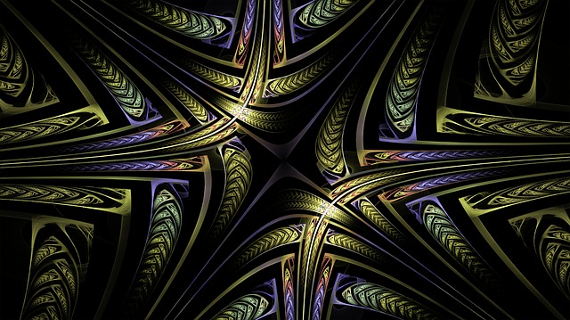 Fractal, Braids, Texture, Pattern, Decorative, Design