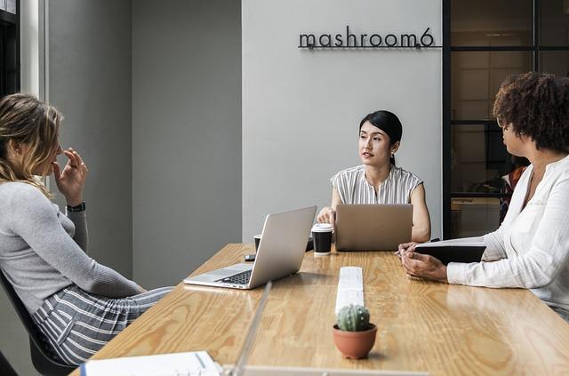 African, American, Asian, Brainstorming, Business