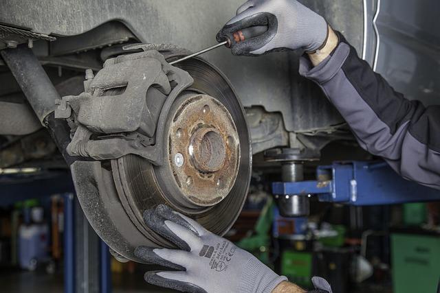 Brake Disc, Workshop, Auto, Service, Mechanic