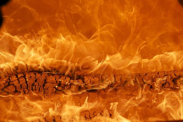 Fire, Wood Fire, Flame, Burn, Brand