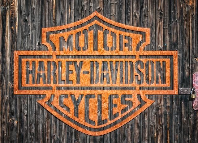 Harley Davidson, Motorcycle, Harley, Usa, Emblem, Brand