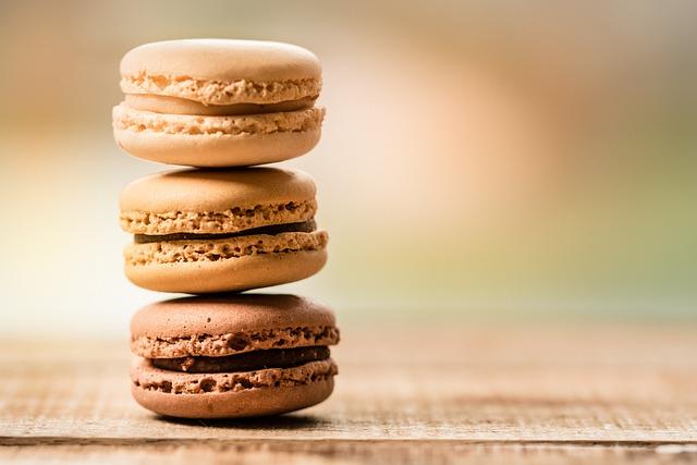 Cookies, Macarons, Sweetness, Brand, Nibble, Snack