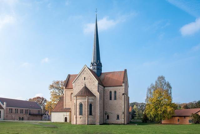 Klosterkirche Doberlug, Brandenburg, Germany
