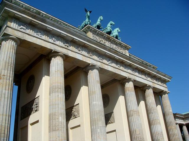 Brandenburger Tor, Berlin, Germany, Quadriga