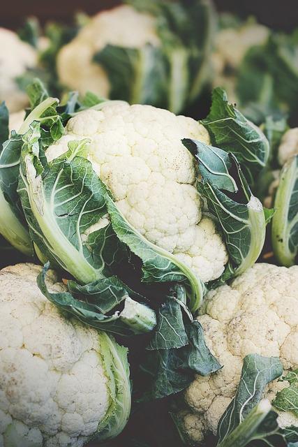 Cauliflower, Brassica Oleracea Var, Botrytis L