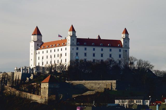 Bratislava, City, Slovakia, Castle