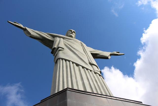 Christ The Redeemer, Brazil, Corcovado, Christ, Statue