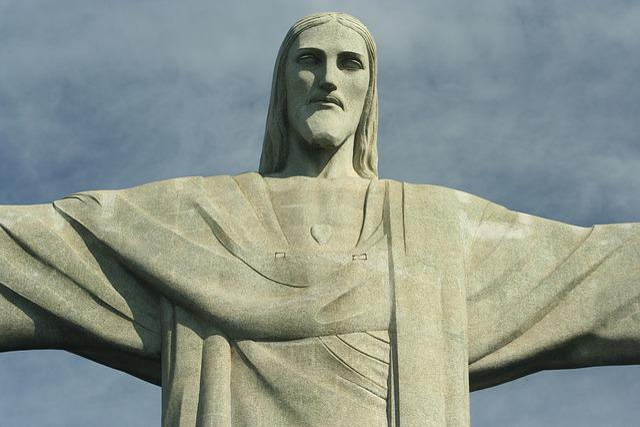 Christ The Redeemer, Rio De Janeiro, Brazil