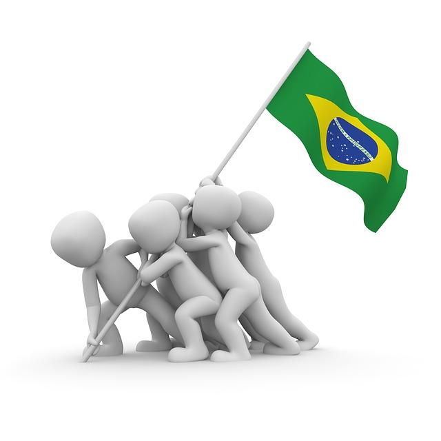 Patriot, Flag, Pride, Patriotism, Brazil