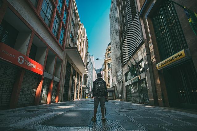 Brazil, Man, Person, Photographer, Street