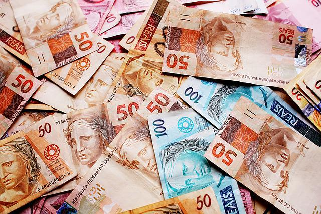 Ballots, Money, Real, Note, Brazilian Currency, Brazil