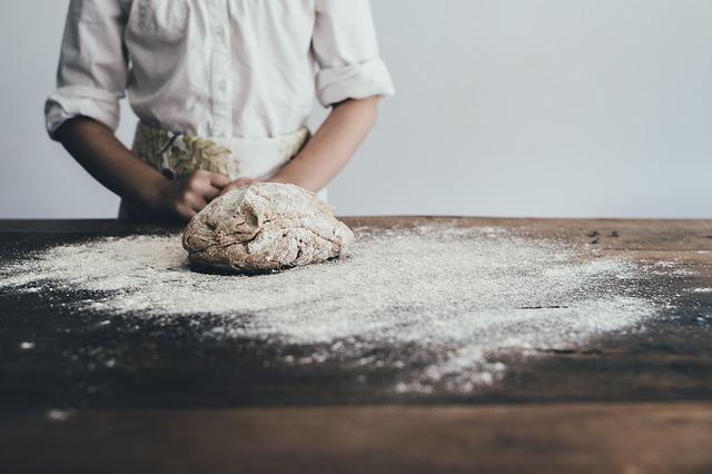 Bakery, Bread, Baker, Apron, Baking, Chef, Cook, Dough
