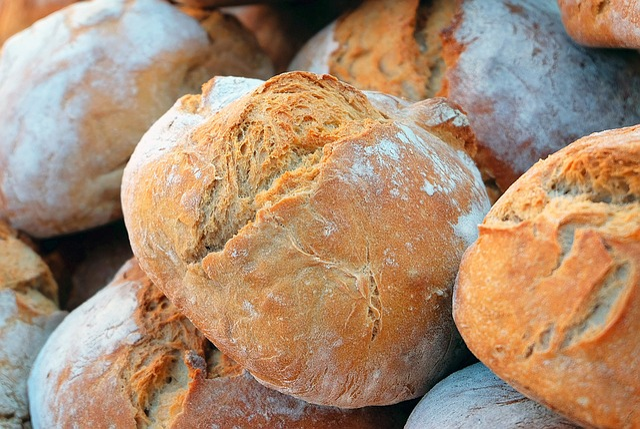 Bread, Farmer's Bread, Crispy, Baked, Food