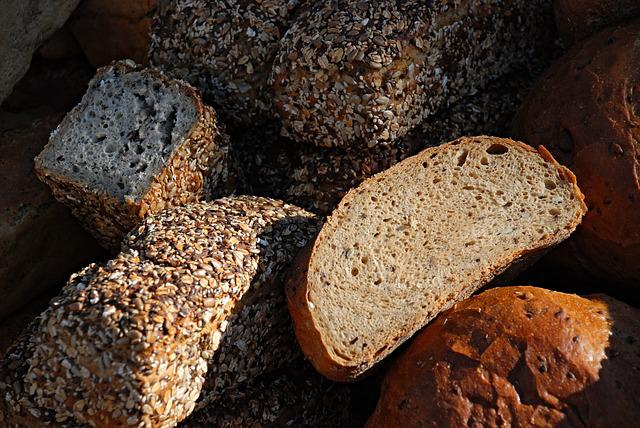 Loaf, Bread, Bakery, Eating, Wheat, Healthy
