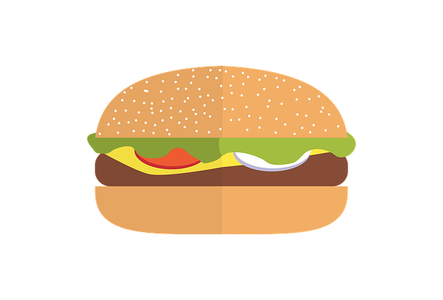 Beef, Burger, Cheese, Hamburger, Bread, Bun, Food