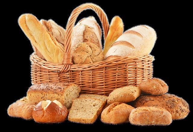 Breadbasket, Bread, Delicious, Eat, Baked Goods