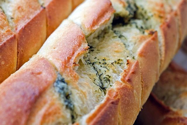 Baguette, Bread, Herb Baguette, Fresh, Delicious