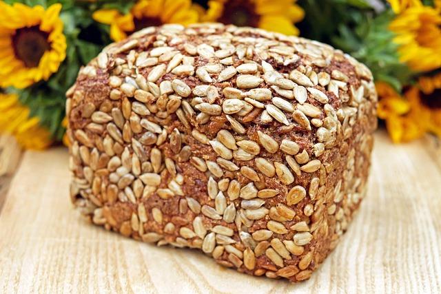 Bread, Whole Wheat Bread, Organic Bread, Grains