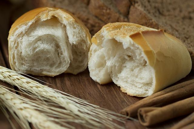 Bread, Food, White, Homemade, The Bakery, Gourmet
