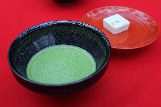Kyoto, Matcha Green Tea, Break