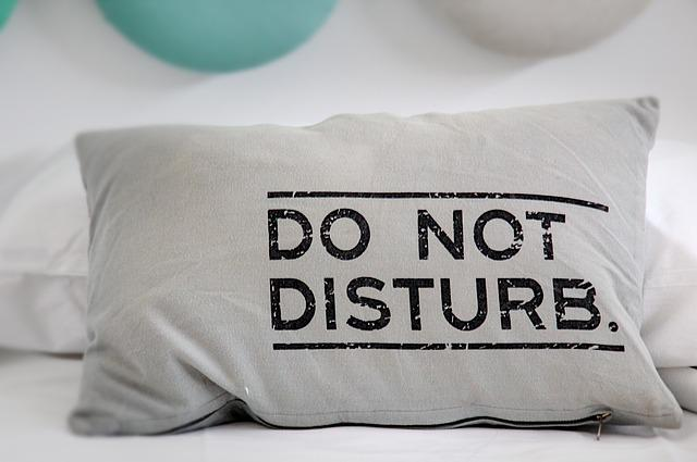 Break, Rest, Relaxation, Recovery, Pillow, Meditation