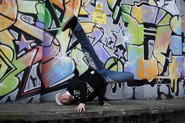 Dance, Body, Breakdance