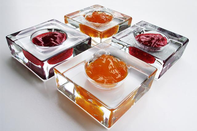 Jam, Glass, Breakfast