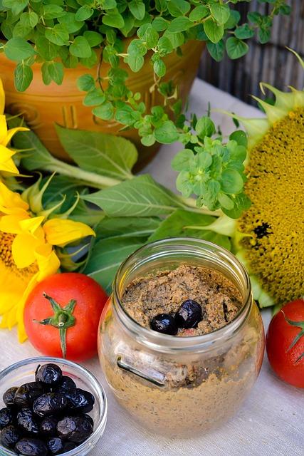 Sunflower Pate, Breakfast, Vegan