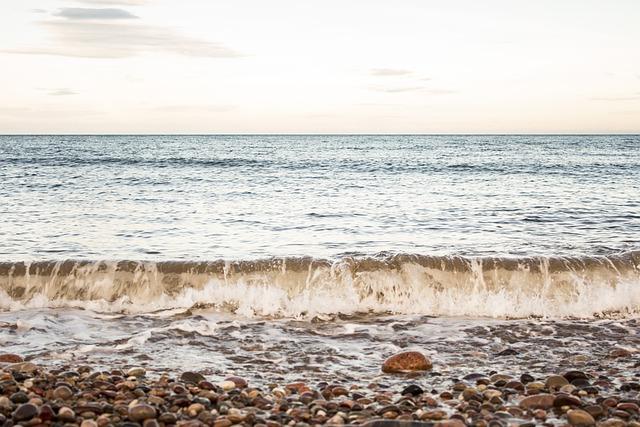 Wave, Ocean, Beach, Tide, Rocks, Coast, Breaking, Shore