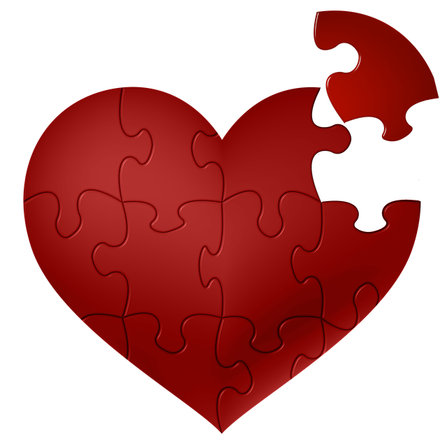 Heart, Decoration, Png Image, Breaks Heads, Heart Red