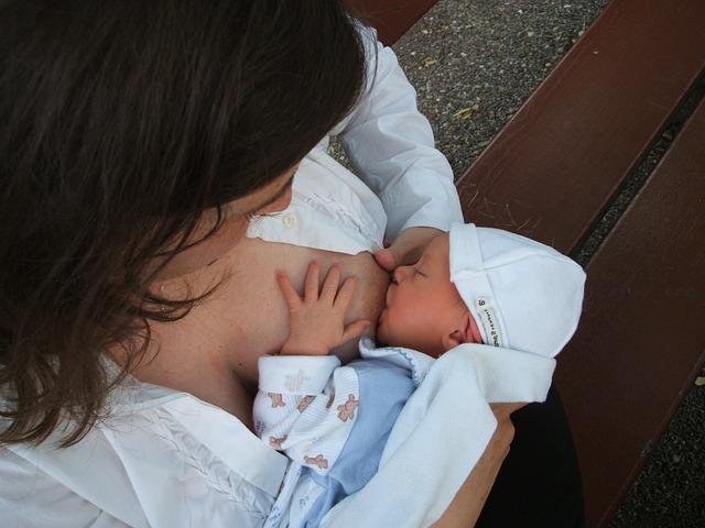 Breastfeeding, Newborn, Baby, Mother, Feeding, Nourish