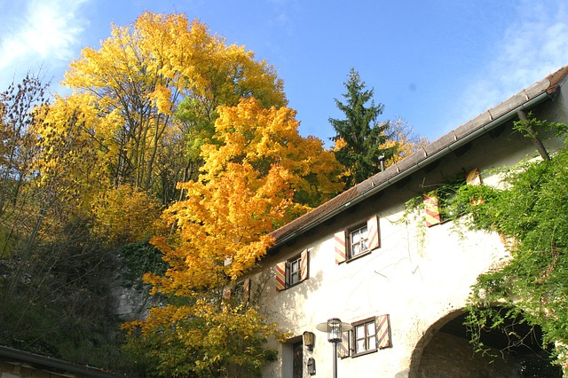 Altmühl Valley, Breitenbrunn, Historic Gate